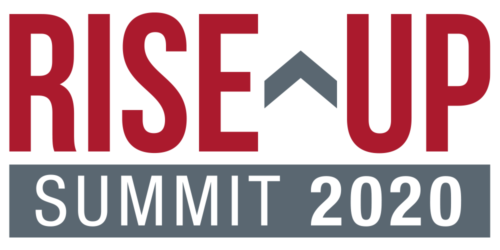Rise Up Summit 2020 Logo