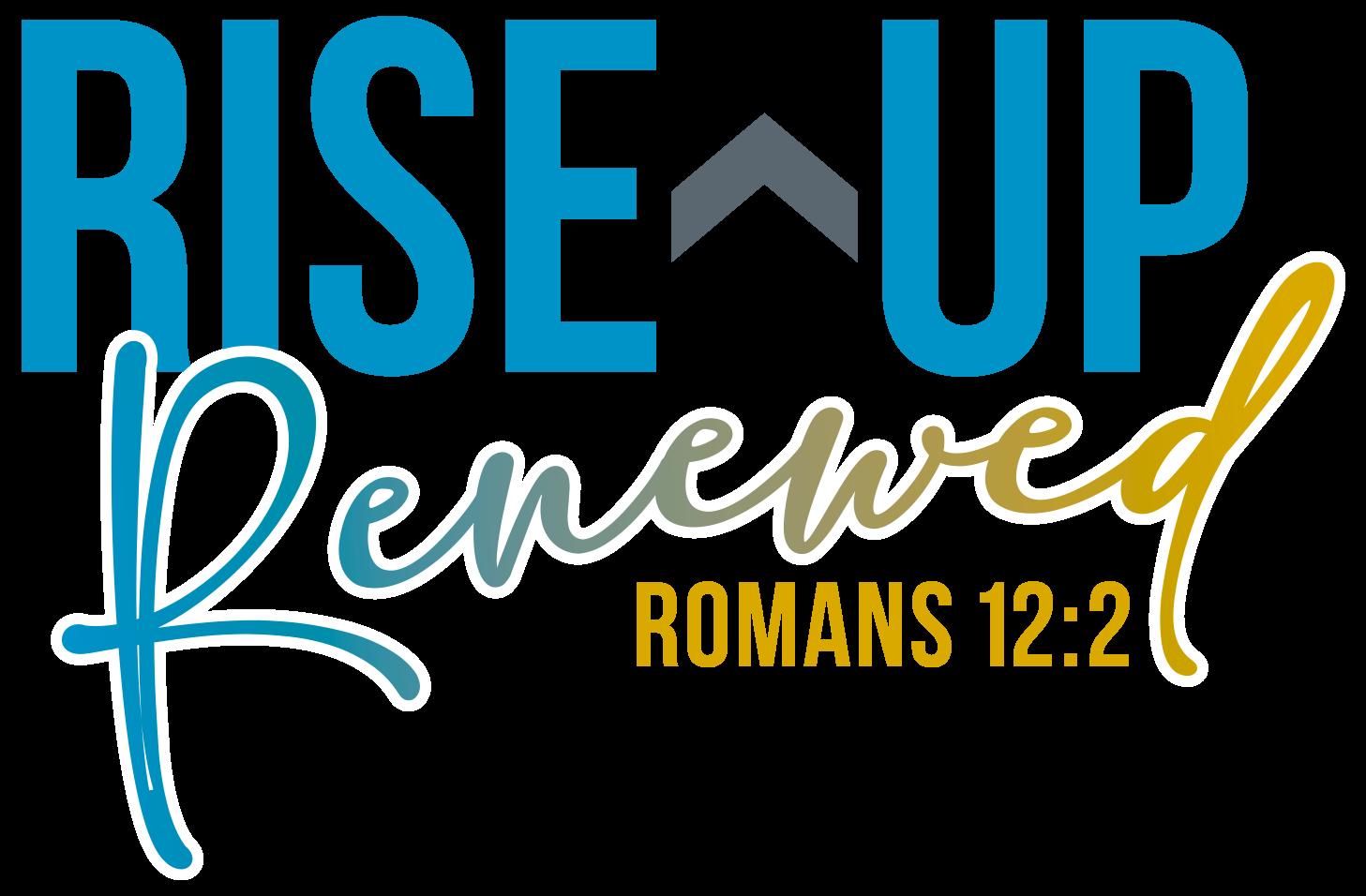 Rise Up Renewed Logo